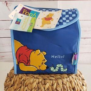 New Vintage Winnie the Pooh tote diaper bag